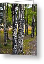 I See You - The Aspens Greeting Card