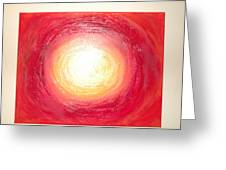 I Stole The Sun From The Sky For You Greeting Card