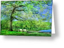 I Will Wait For You In Summer Greeting Card