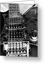Ibanez Guitar Greeting Card