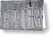 Ice Jail Greeting Card