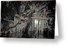 Ice Palace Greeting Card
