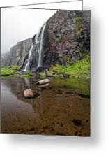 Iceland 15 Greeting Card