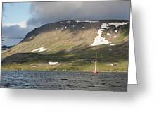 Iceland 18 Greeting Card