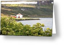Iceland 20 Greeting Card