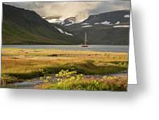 Iceland 33 Greeting Card