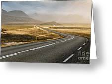 Iceland Ring Road 1 Greeting Card