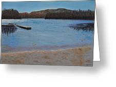 Idabel Lake Greeting Card