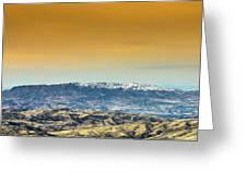 Idaho Landscape No. 2 Greeting Card