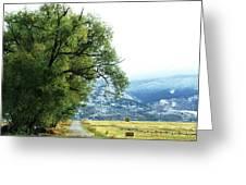 Idaho Road Trip Greeting Card