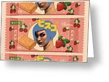 Idoru Sweets Greeting Card
