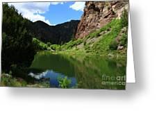 If You Seek Beauty In A River  Greeting Card