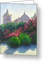 Iglesia - Juticalpa Greeting Card