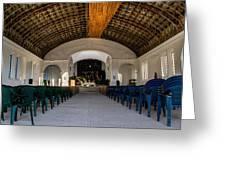 Iglesia San Andres Apostol - Apaneca 11 Greeting Card
