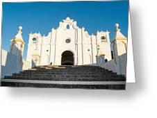 Iglesia San Andres Apostol - Apaneca 2 Greeting Card
