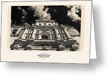 Iglesia San Francisco - Antigua Guatemala IIi Greeting Card