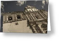 Iglesia San Francisco - Antigua Guatemala Xii Greeting Card