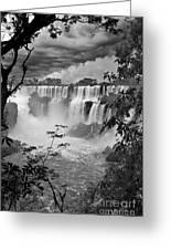 Iguazu Falls Vi Greeting Card
