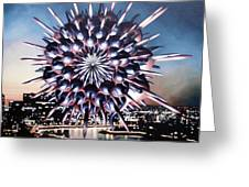 Ikebanas See Dreams Silently IIi. Greeting Card