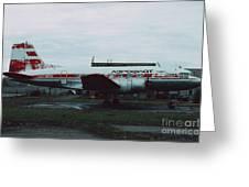 Il-14 Greeting Card
