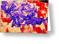 Il Diavolo-detail Greeting Card