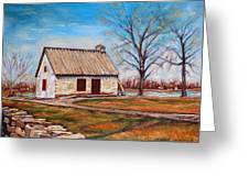 Ile Perrot House Greeting Card