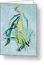 Illinois Corn Greeting Card