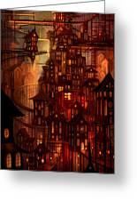 Illuminations Greeting Card by Philip Straub