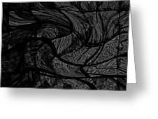 Illusion 005 Greeting Card