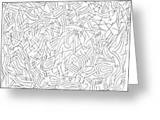 Illusory Greeting Card