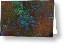 Imagination Leafing Out Greeting Card