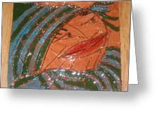 Imelda - Tile Greeting Card