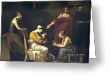 img088 Pierre-Paul Prudhon Greeting Card