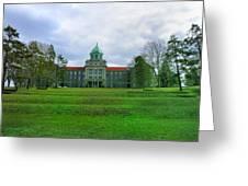 Immaculata University Greeting Card