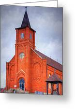Immaculate Conception Catholic Church Greeting Card