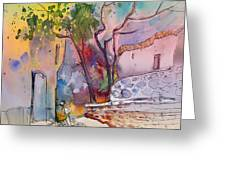 Impression De Trevelez Sierra Nevada 02 Greeting Card