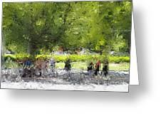 Impressionist Series #2 Greeting Card