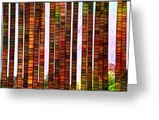 Impressionistic Greeting Card