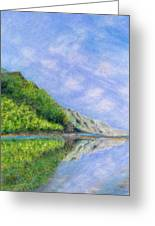 In Reflection Greeting Card