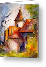In Southern France Greeting Card