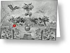 In The Garden Of Eden Greeting Card