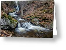 In The Glen Greeting Card