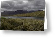 In The Heart Of Scotland Greeting Card