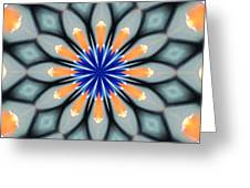 In The Sky With Diamonds Greeting Card