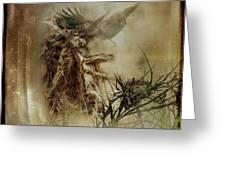 In The Wildwood Greeting Card