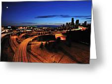 In To Emerald City C083 Greeting Card