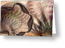 Incomprehension Greeting Card