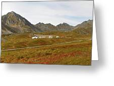 Independence Mine Greeting Card