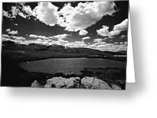 Independence Pass Colorado Greeting Card