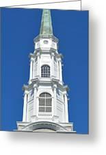 Independent Presbyterian Church Greeting Card